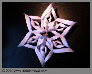 Ażurowa gwiazda