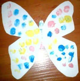 Motyl 2 - składany