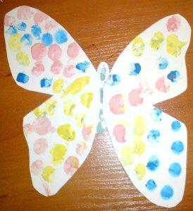 Motyl 3 - składany