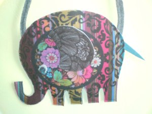 Torebka słoń