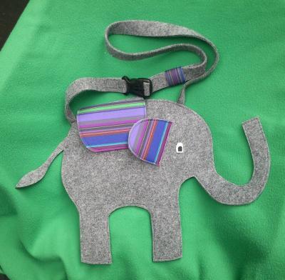 Słoniowa torebka